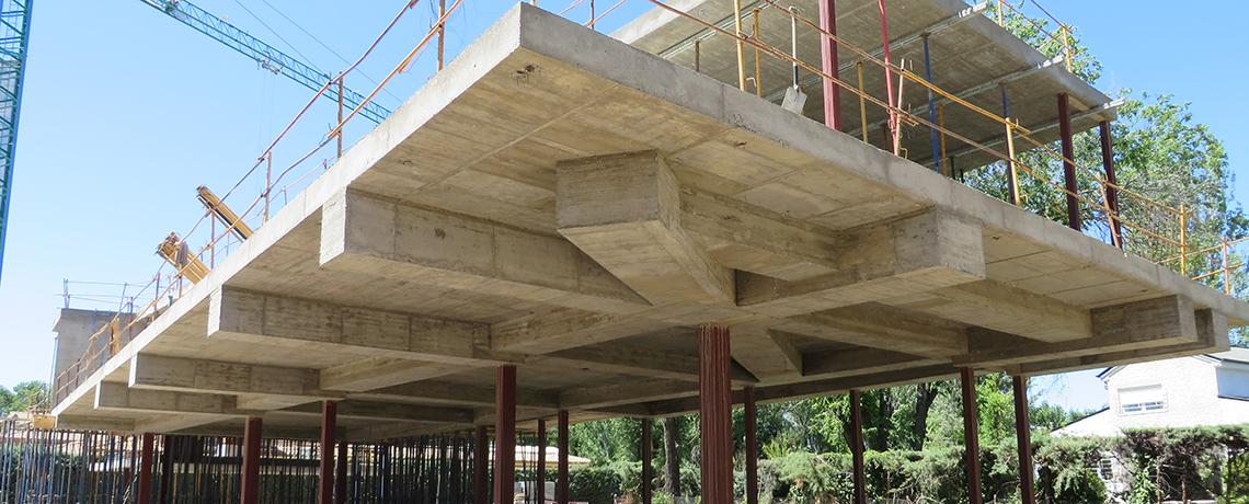 Estructuras de hormig n rubio navarro - Precios de estructuras de hormigon ...